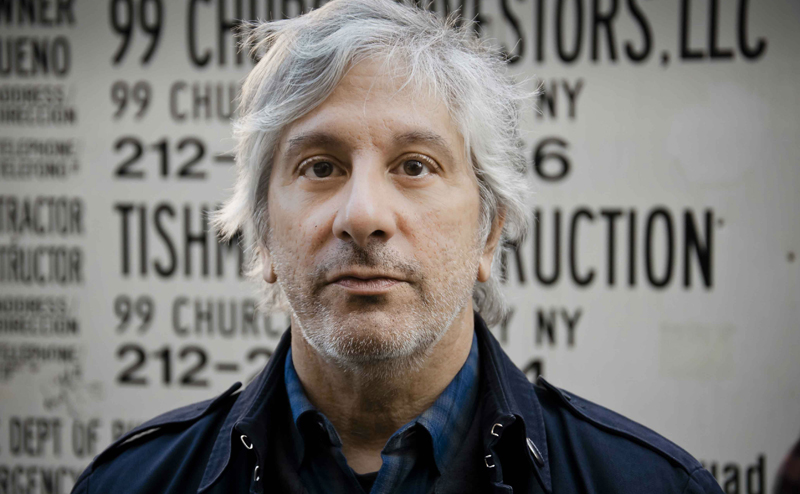 As distorções sonoras e literárias de Lee Ranaldo