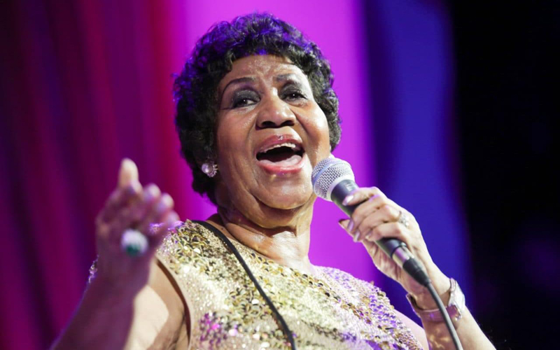 Morre Aretha Franklin, a rainha do soul