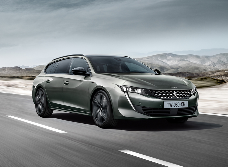 PEUGEOT 508 SW FIRST EDITION Unlimited Class