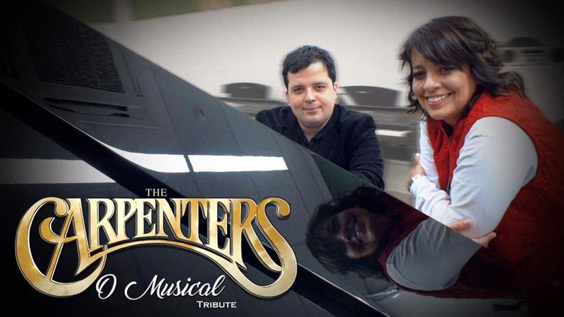 The Carpenters, o Musical no Bar Brahma