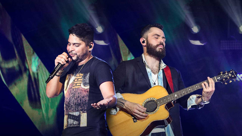 Jorge e Mateus no Villa Country