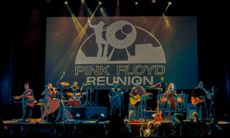 A magia do Pink Floyd no Tom Brasil
