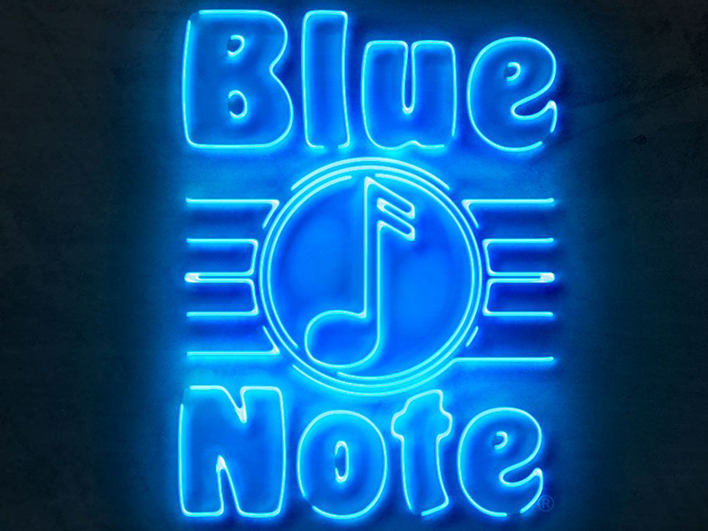 Blue Note retoma shows presenciais
